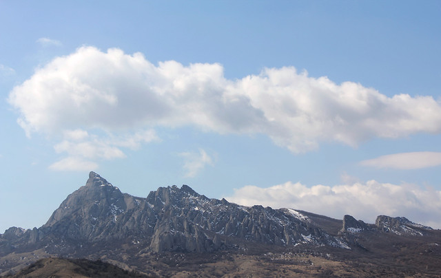 mountain-snow-landscape-no-person-sky picture material
