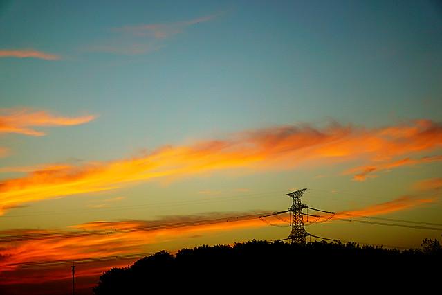 sunset-sky-no-person-dawn-evening 图片素材