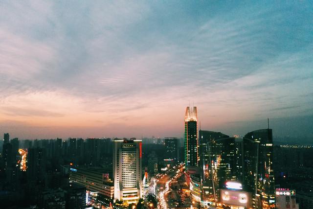 city-metropolitan-area-skyscraper-cityscape-skyline 图片素材