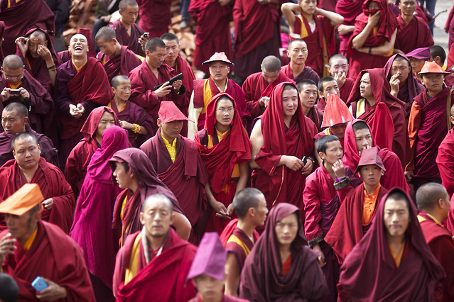 monk-religion-gown-(clothing)-ceremony-people picture material