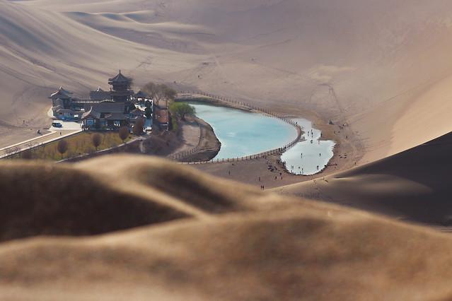 landscape-beach-seashore-desert-water picture material