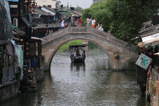 canal-water-bridge-river-travel picture material