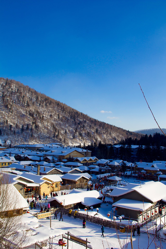 snow-travel-resort-winter-no-person 图片素材