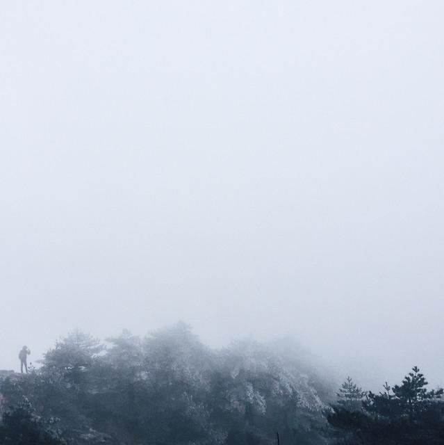 fog-landscape-sky-mist-nature picture material