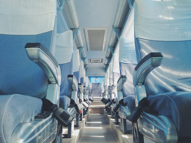 indoors-transportation-system-business-blue-seat picture material