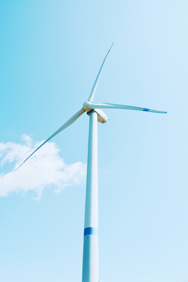 wind-power-electricity-sustainability-turbine picture material