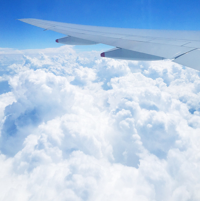airplane-aircraft-flight-sky-air picture material