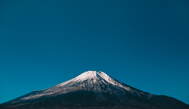 volcano-no-person-snow-mountain-travel picture material