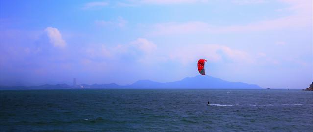 water-sea-sky-ocean-travel picture material