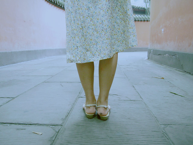 girl-people-footwear-wear-portrait picture material