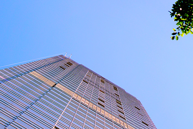 sky-architecture-glass-items-office-city picture material