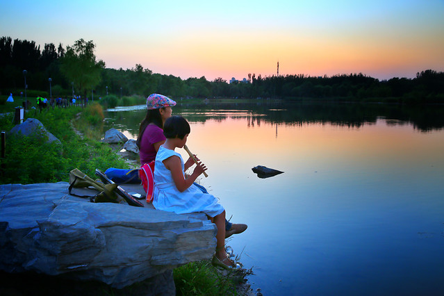water-lake-people-recreation-outdoors picture material