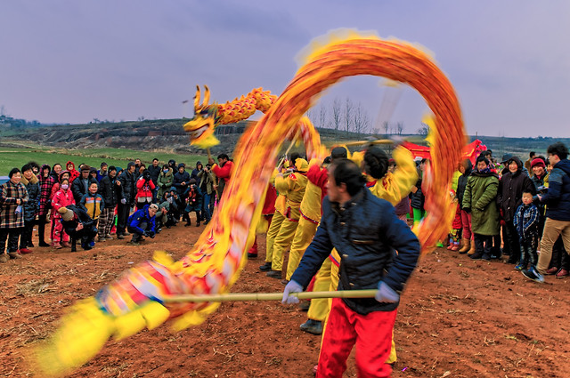 people-festival-group-yellow-man picture material