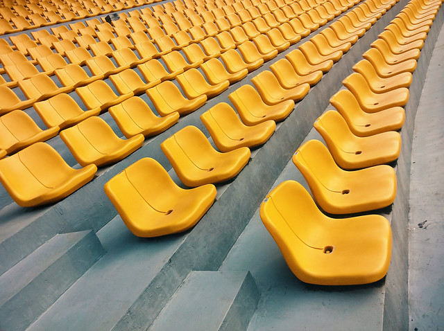 seat-bleachers-no-person-empty-row picture material