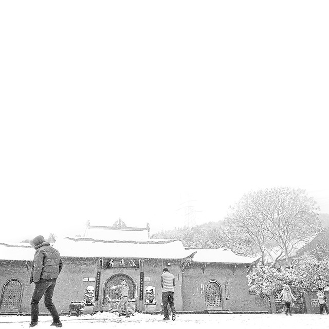 people-no-person-photograph-winter-black-white 图片素材