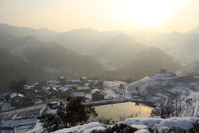 snow-winter-mountain-no-person-fog 图片素材