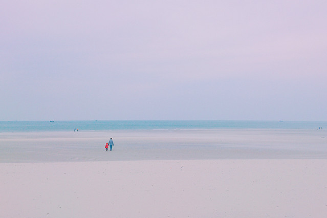 water-sand-beach-no-person-sea picture material