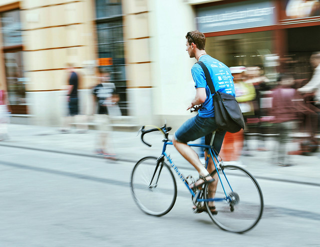 wheel-street-city-cyclist-bicycle picture material