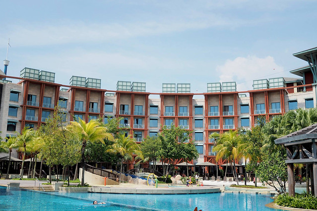resort-water-hotel-leisure-building picture material
