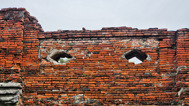 brick-wall-architecture-old-building picture material