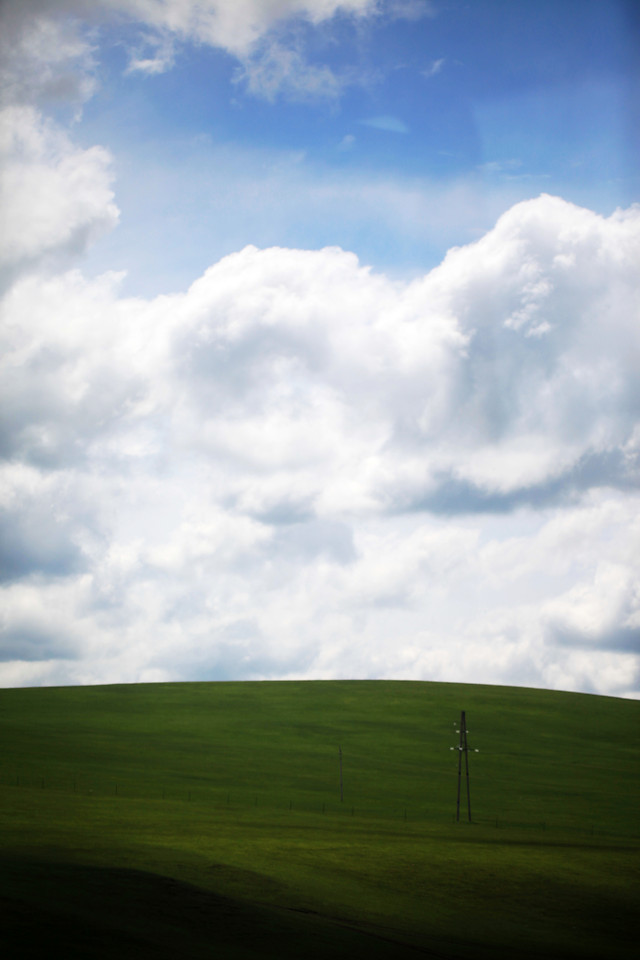 landscape-sky-no-person-cloud-grassland 图片素材