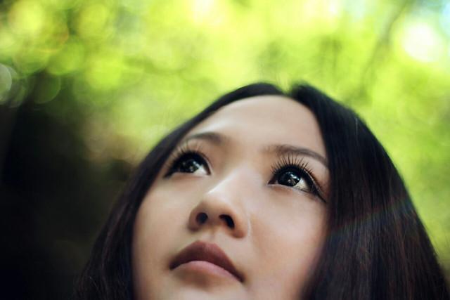 portrait-woman-girl-face-fashion 图片素材