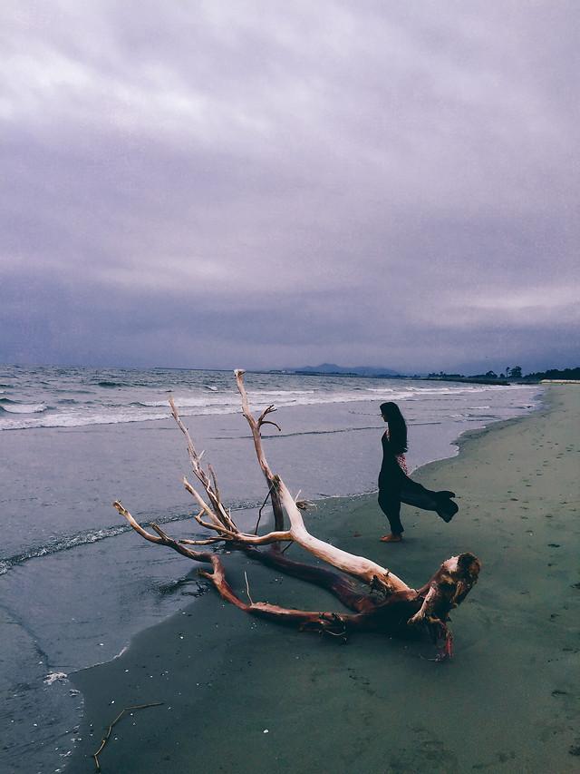 water-beach-sea-ocean-seashore picture material