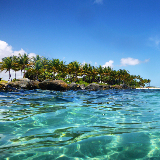 tropical-water-travel-beach-exotic picture material