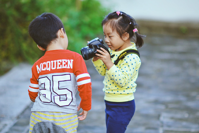 child-fun-people-outdoors-girl picture material
