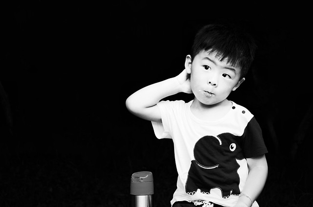 child-people-white-monochrome-black 图片素材