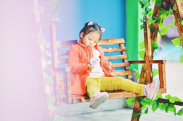 child-people-cute-girl-little picture material