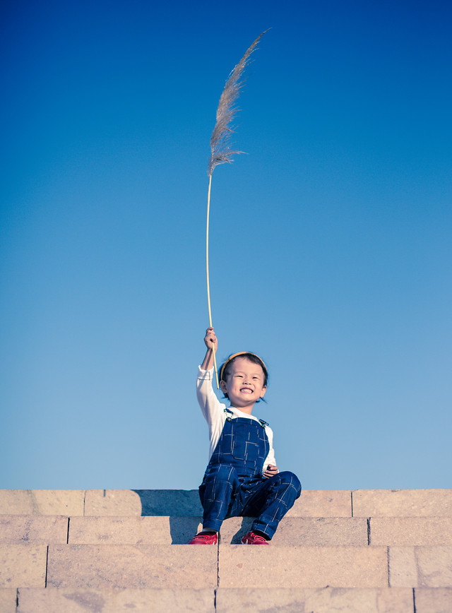 child-people-blue-fun-outdoors picture material