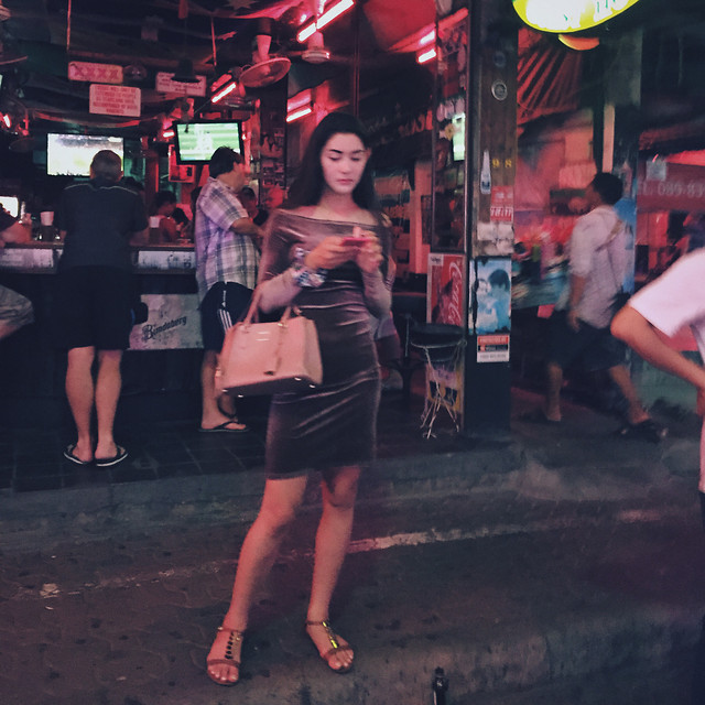 people-adult-woman-group-street picture material