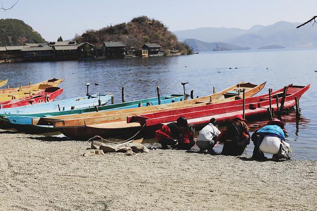 water-beach-seashore-sea-boat picture material