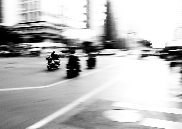 blur-monochrome-street-transportation-system-hurry picture material