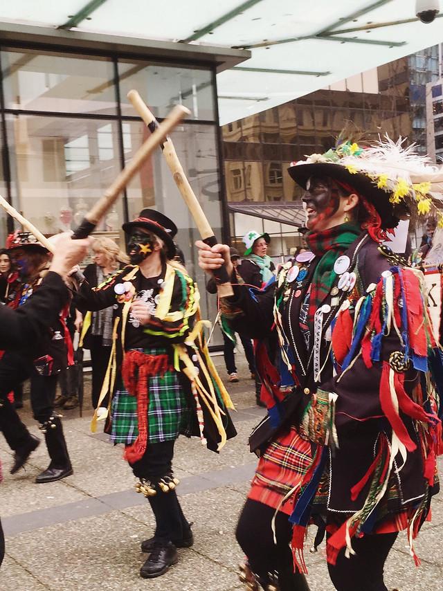 festival-costume-parade-music-dancer picture material