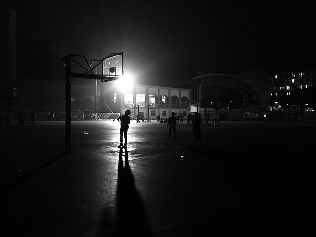 street-monochrome-city-light-urban picture material