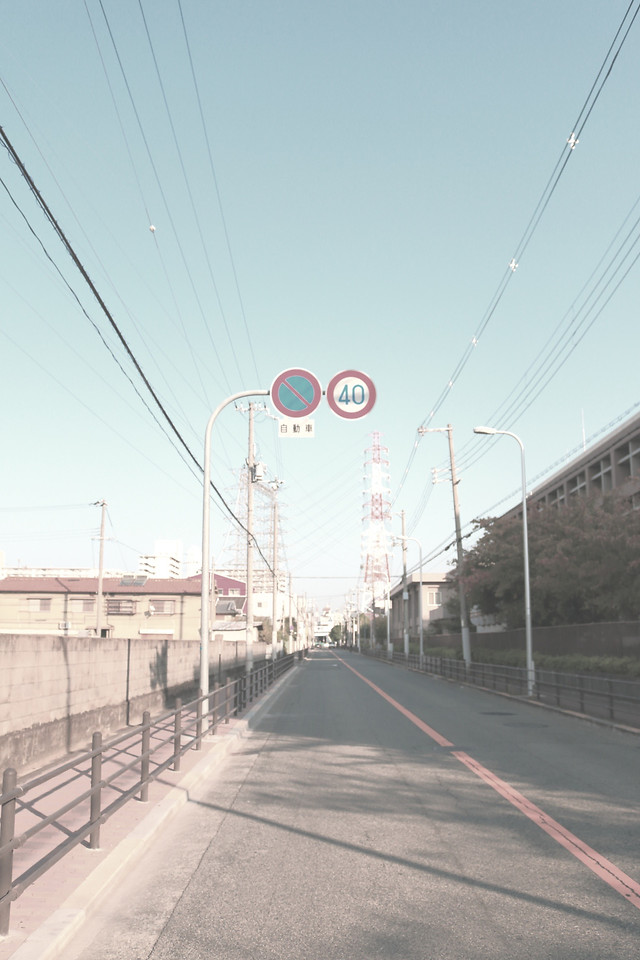 transportation-system-road-no-person-city-sky picture material