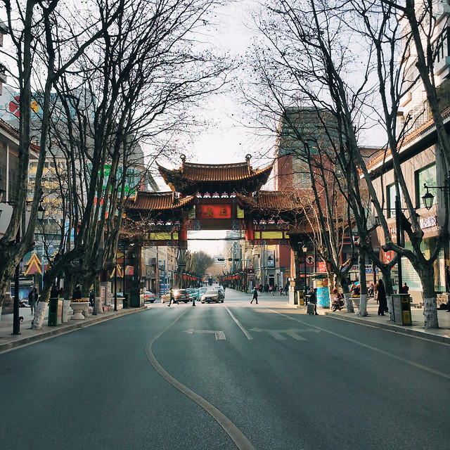 street-road-city-travel-tourism 图片素材