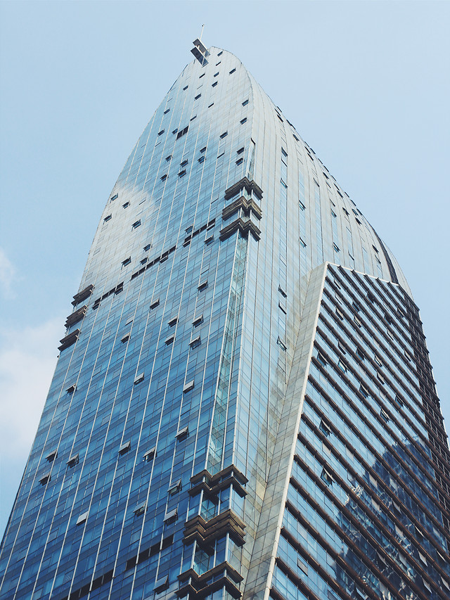 skyscraper-architecture-tallest-downtown-city 图片素材