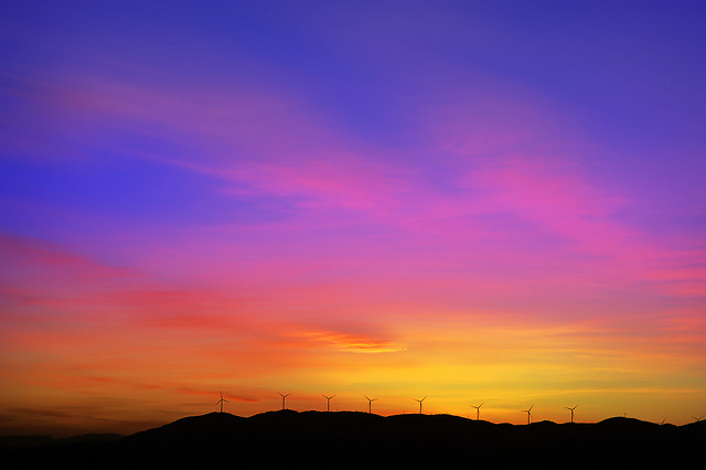sunset-sky-afterglow-no-person-red-sky-at-morning picture material