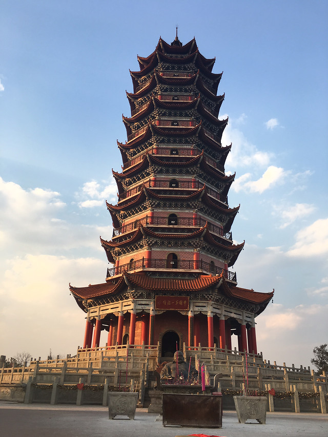 temple-architecture-chinese-architecture-travel-building 图片素材