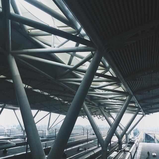 no-person-steel-construction-bridge-modern picture material