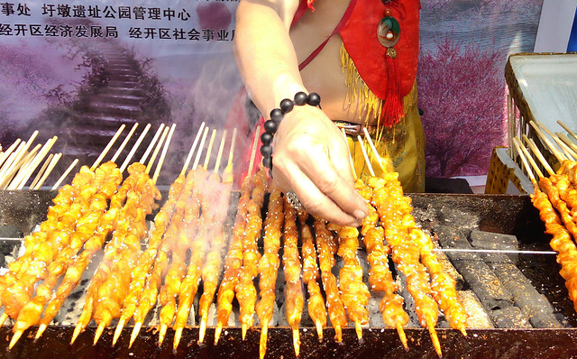 flame-traditional-market-outdoors-no-person 图片素材