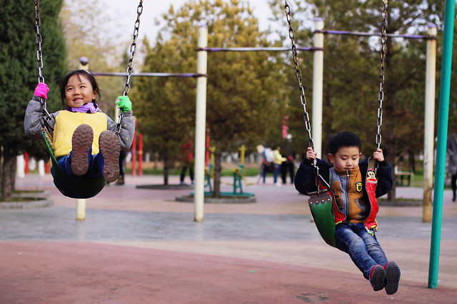 child-people-fun-playground-recreation picture material