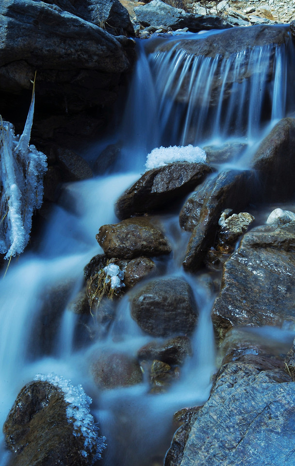 water-no-person-waterfall-river-rock picture material