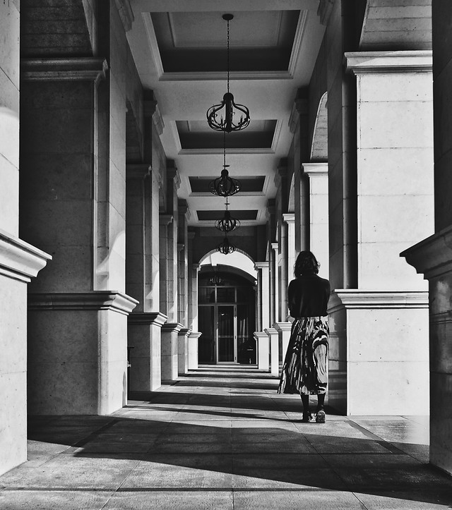 street-monochrome-people-architecture-step picture material
