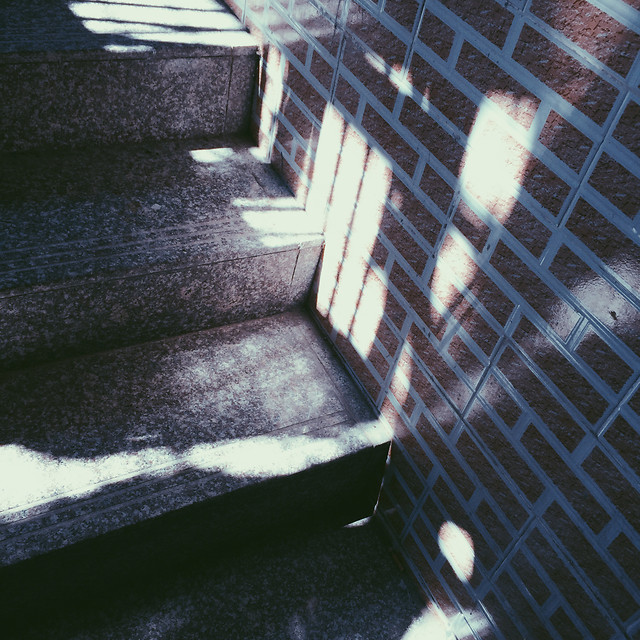 no-person-step-architecture-people-shadow picture material