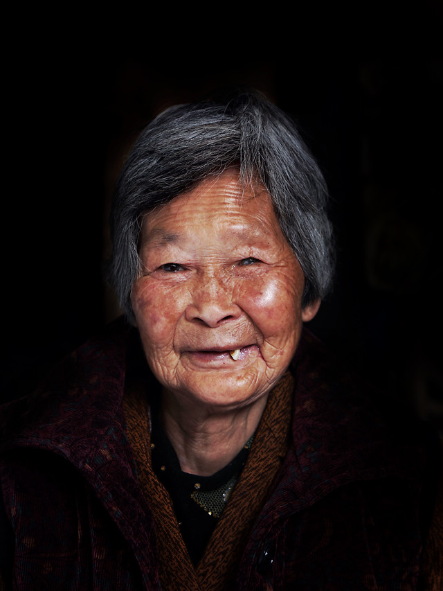 elderly-portrait-people-one-elder picture material