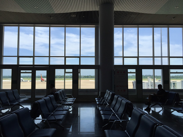 indoors-window-chair-seat-airport picture material
